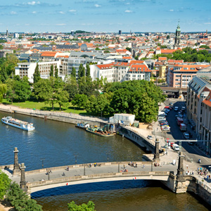 Berlin is the capital of Germany and also its largest city