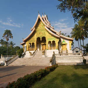 Wat Ho in Luang Prabang