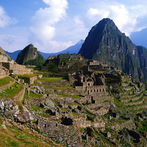 "The ""Lost City of the Incas"""