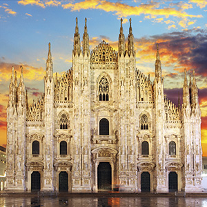 Milan Cathedral is the cathedral church of Milan, Italy