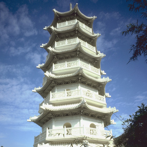Most pagodas were built to have a religious function, most commonly Buddhist