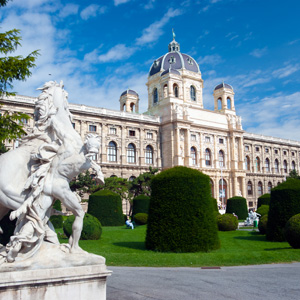 The Museum of Natural History in Vienna is one of the important museums of the world
