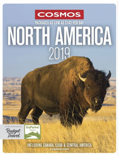 Cosmos North America 2019
