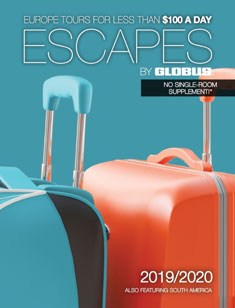 2018/2019 Escapes by Globus (eBrochure only)