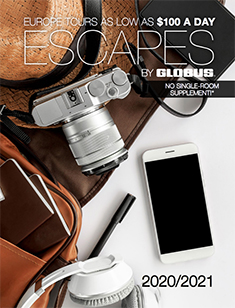 Escapes by Globus 2020/2021 (eBrochure only)