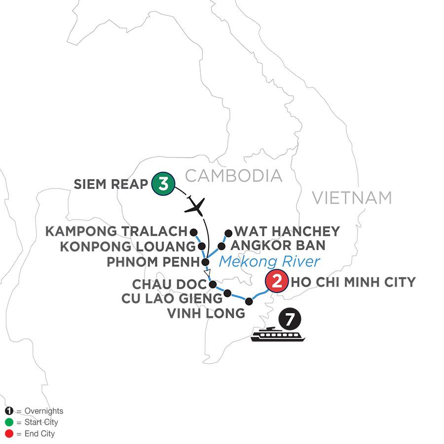 WSHI Map