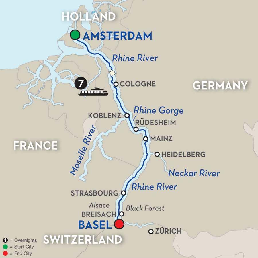 Avalon Waterways  Europe River Cruises