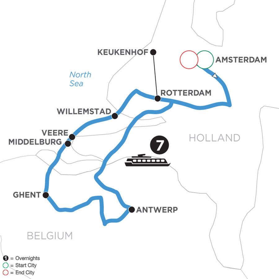 WAA 2021 Map