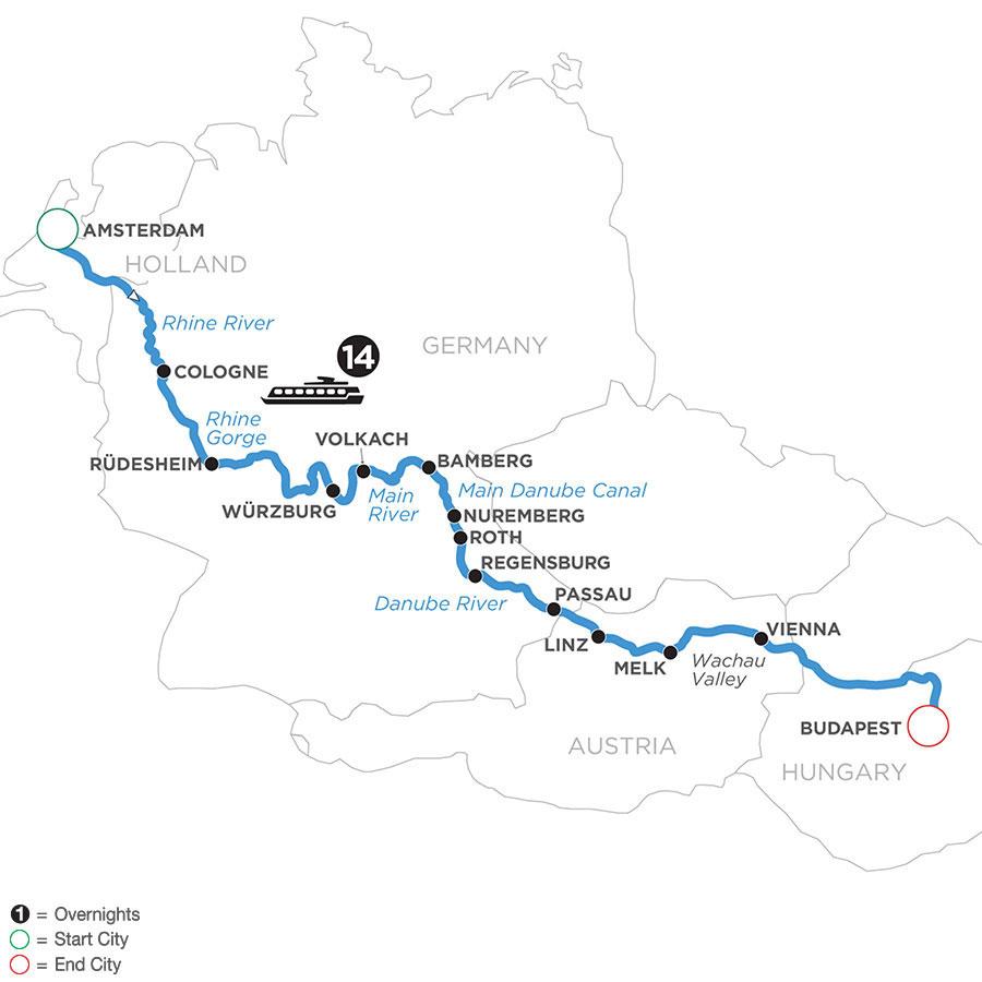 WAB 2021 Map