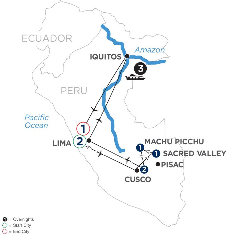 WAM 2021 Map