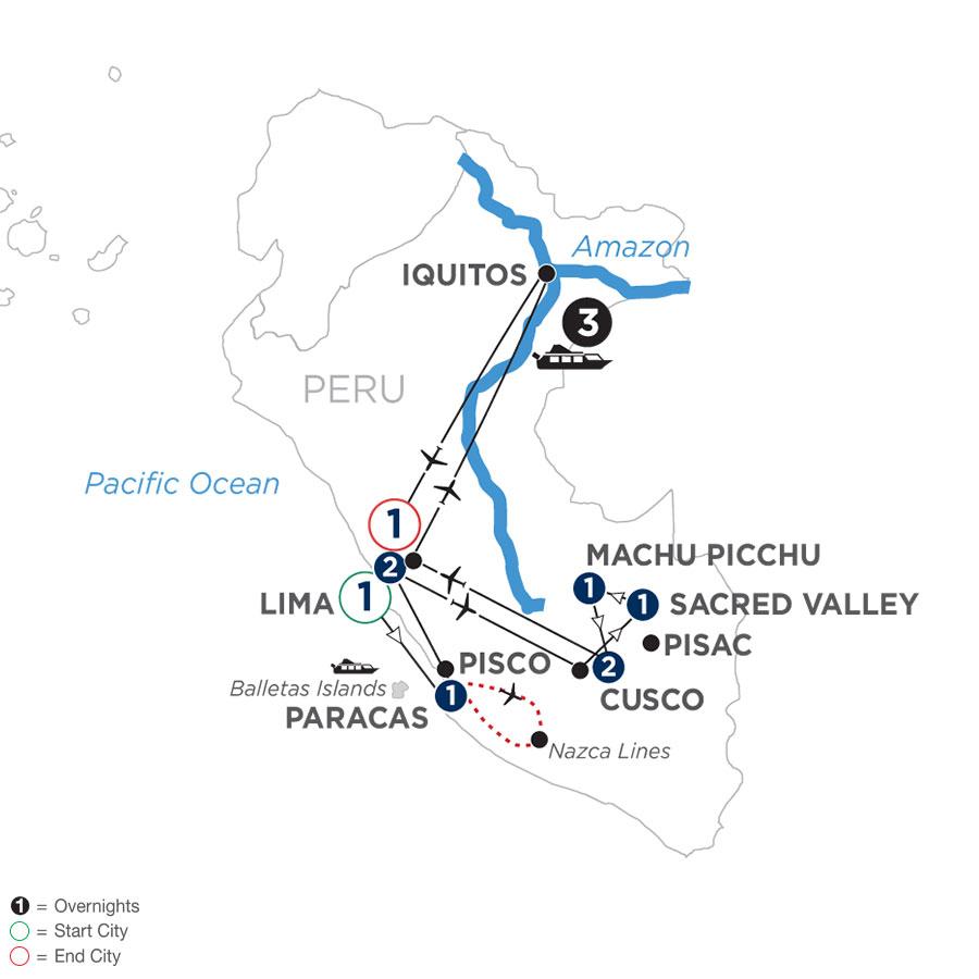 WAMQ 2021 Map