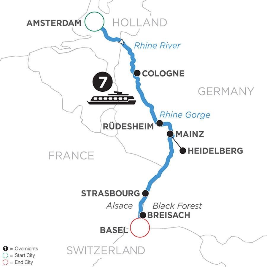 WAZ 2021 Map