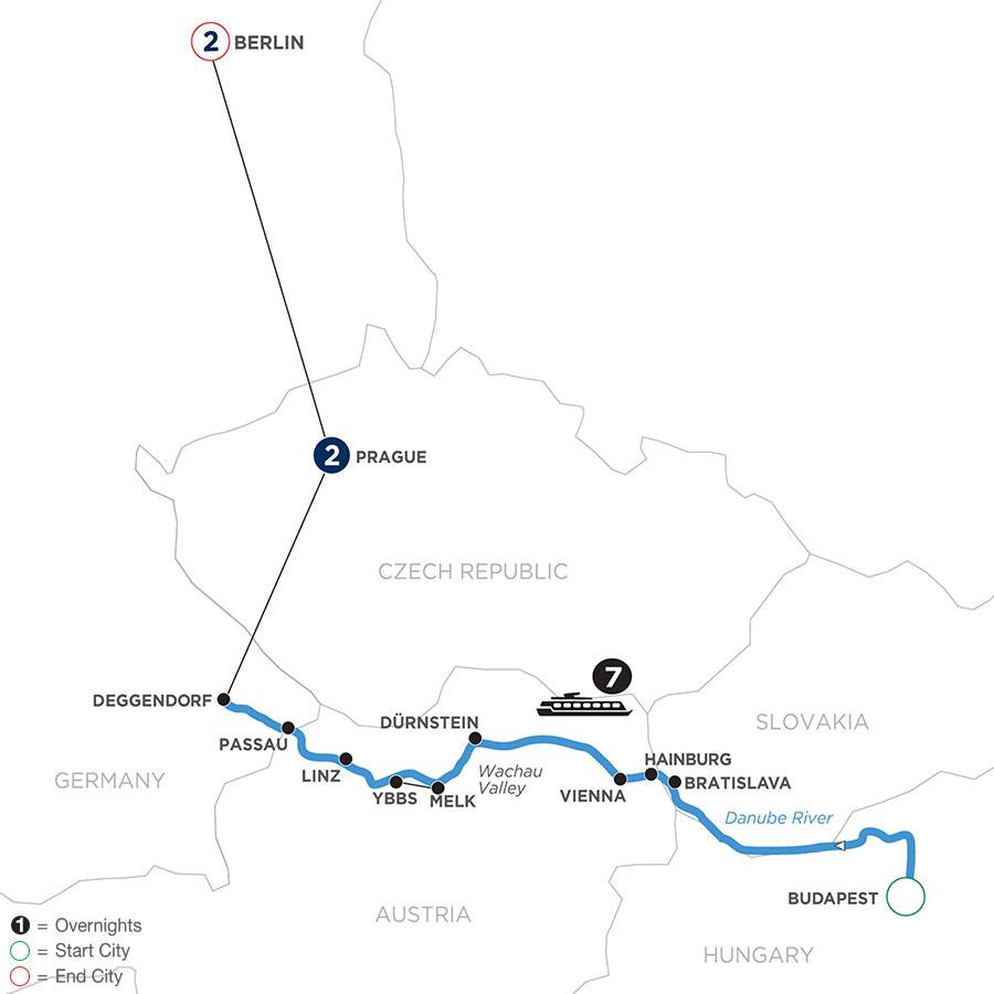 WBDB 2021 Map