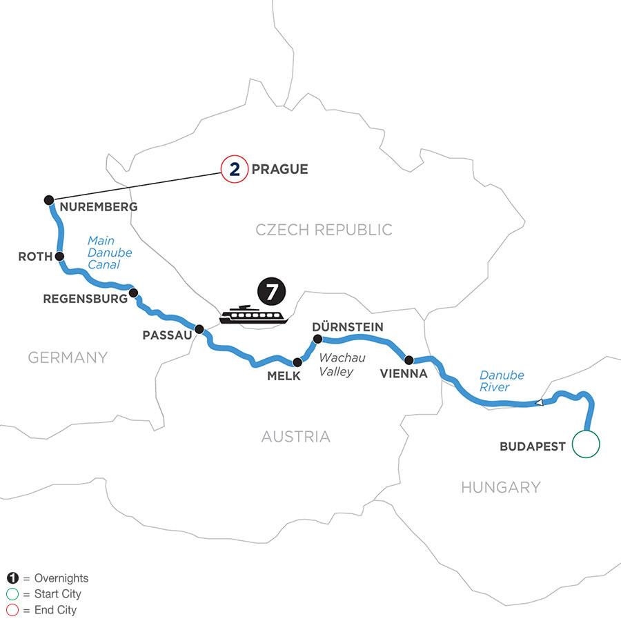 WBNE 2021 Map