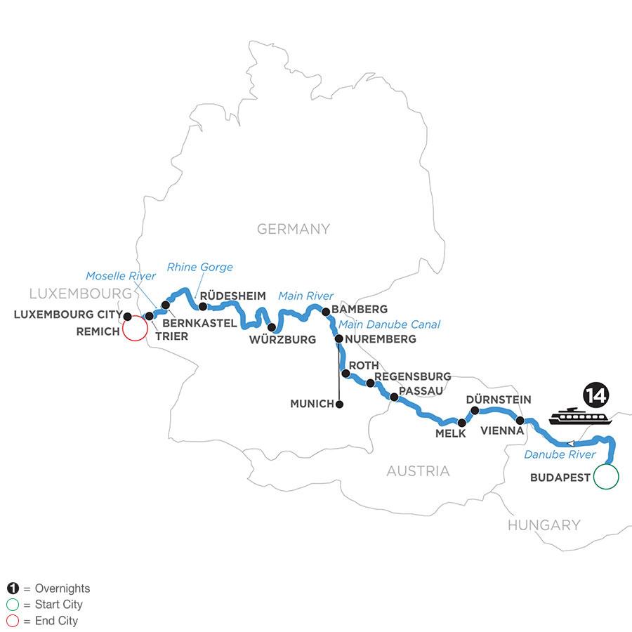 WBR 2021 Map
