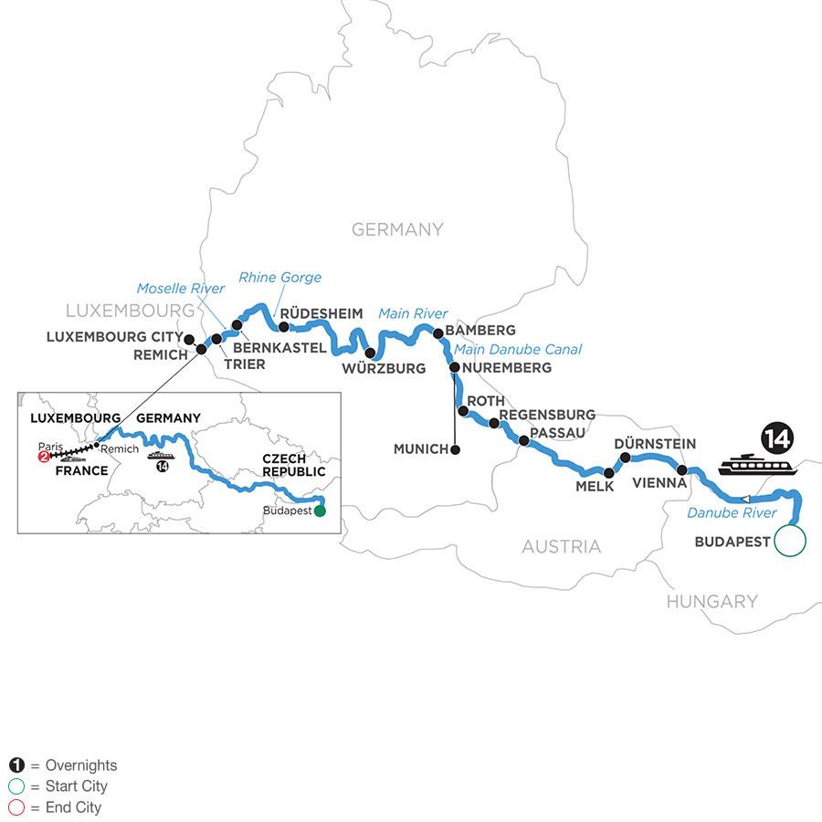 WBR3 2021 Map