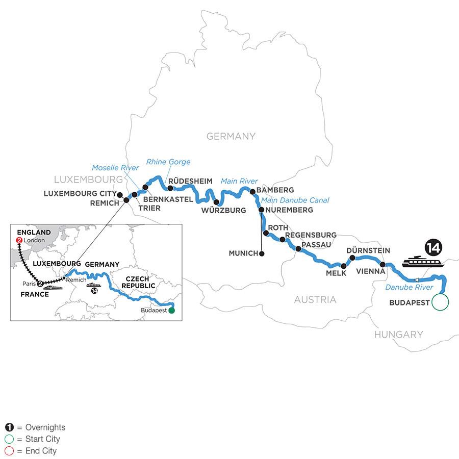 WBR4 2021 Map