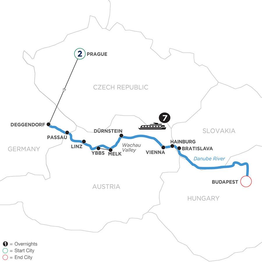 WDBQ 2021 Map