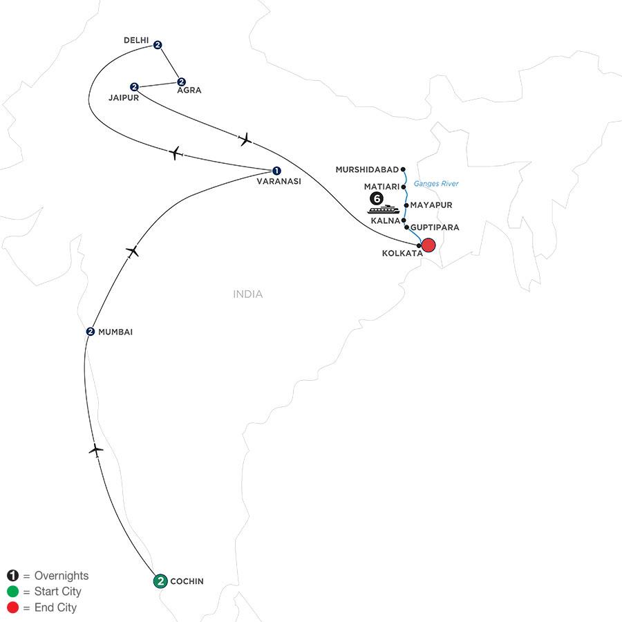 WDKQ 2021 Map