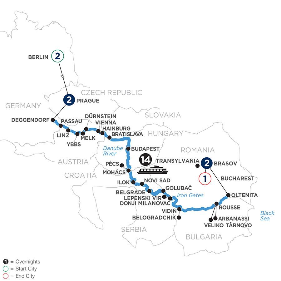 WDOC 2021 Map