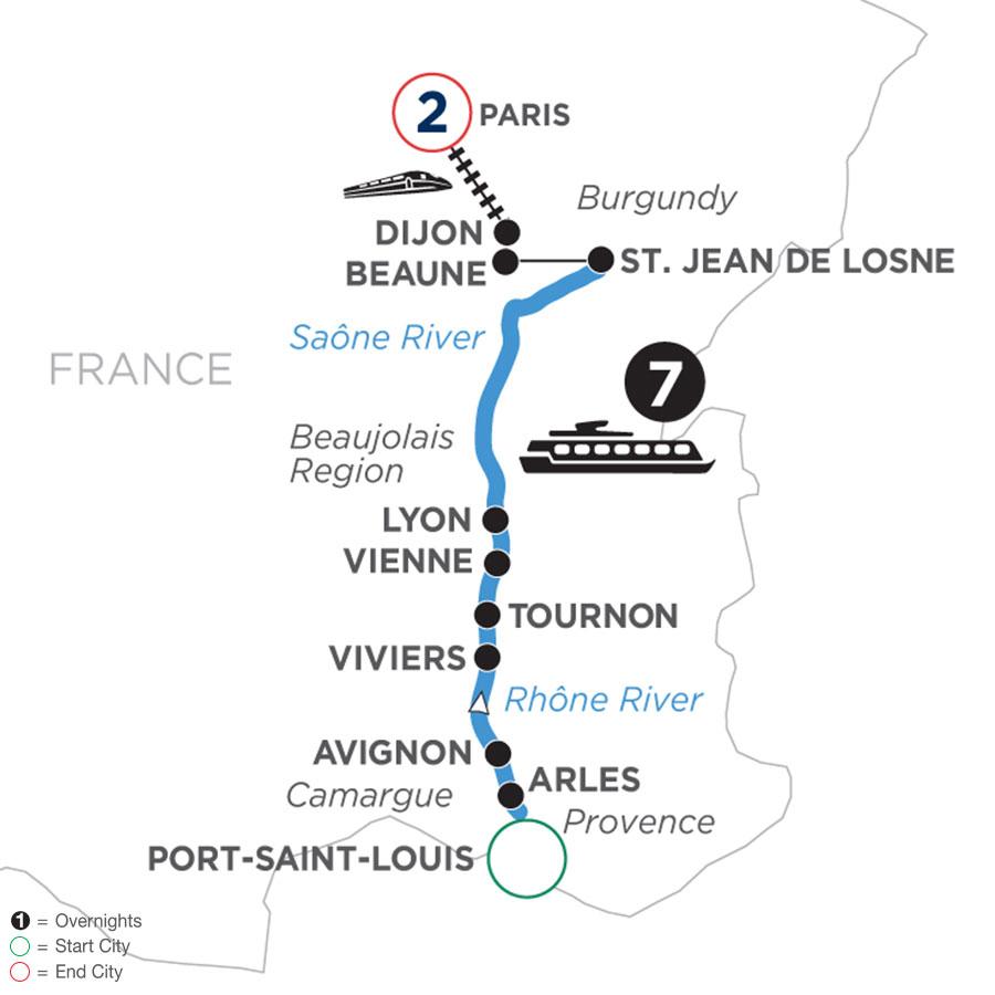 WLJE 2021 Map