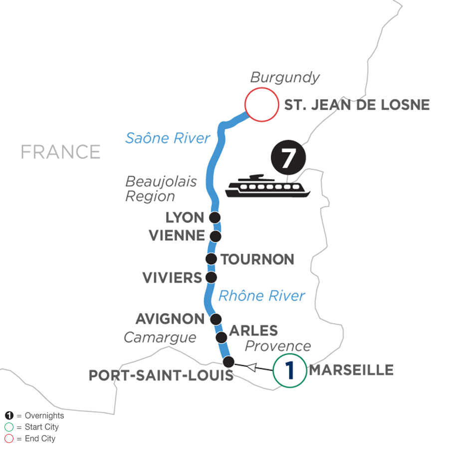 WLJQ 2021 Map