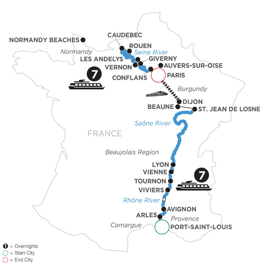 WLP 2021 Map