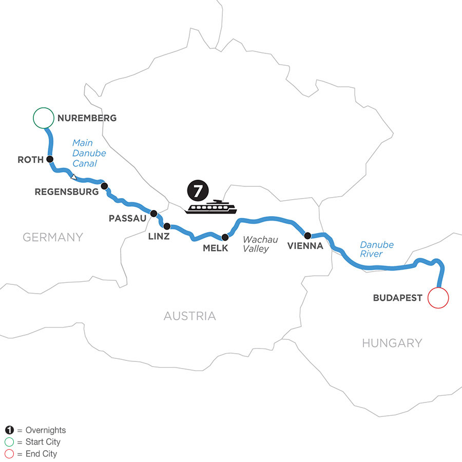 WNB 2021 Map