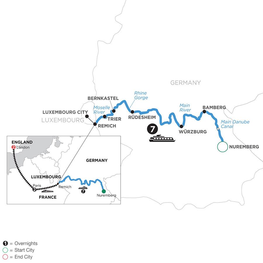 WNR4 2021 Map