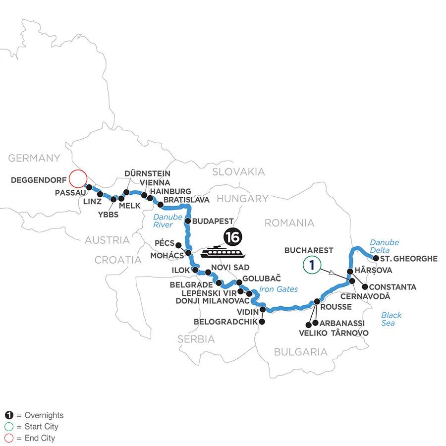 WODO 2021 Map