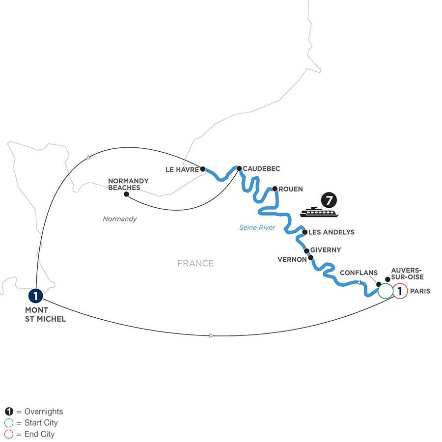 WPHE 2021 Map