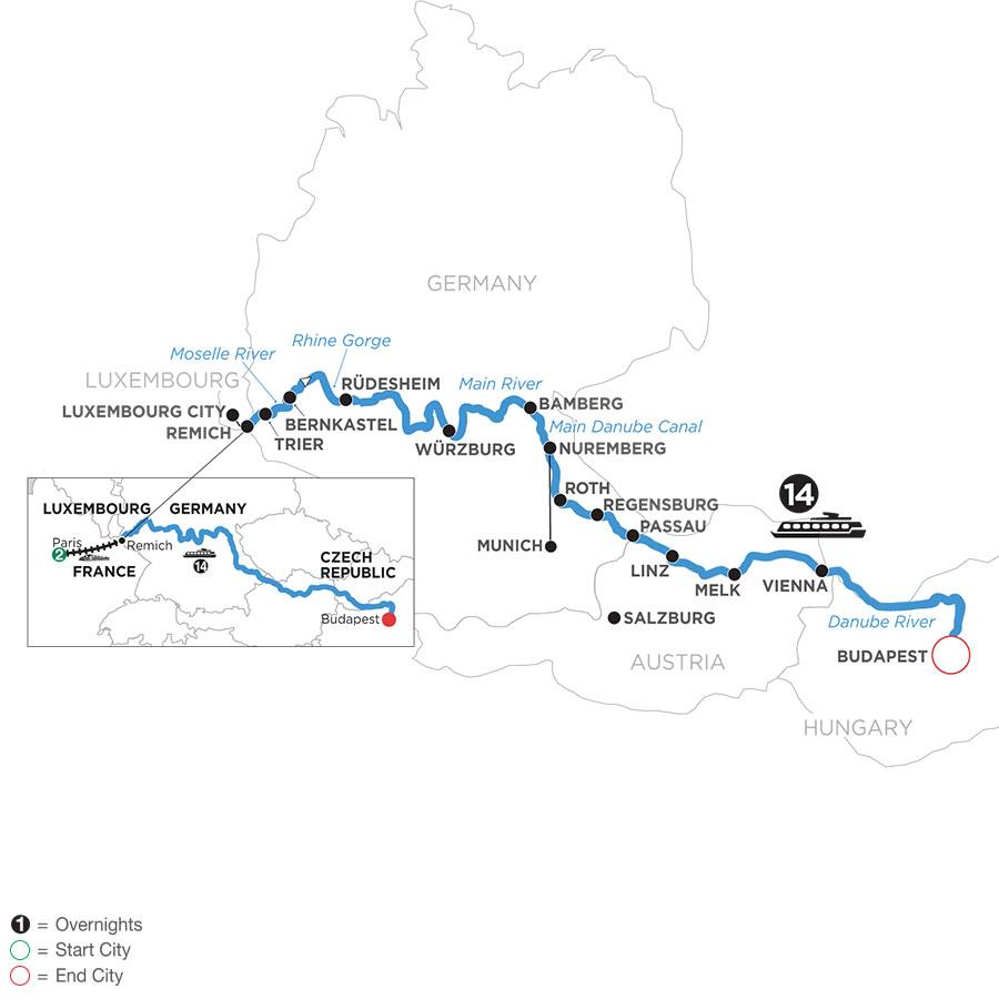 WRB1-T1 2021 Map