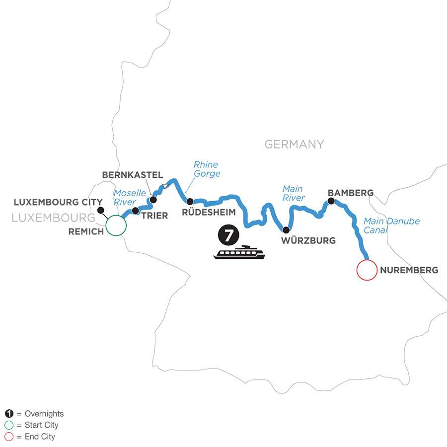 WRN 2021 Map