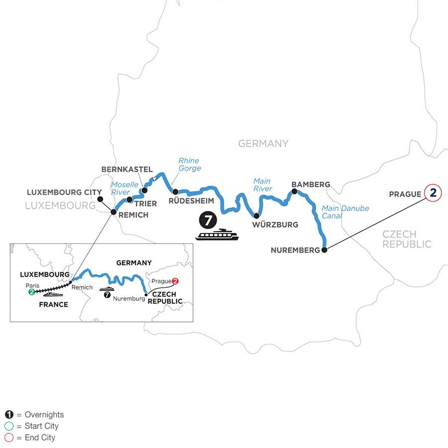 WRN1 2021 Map