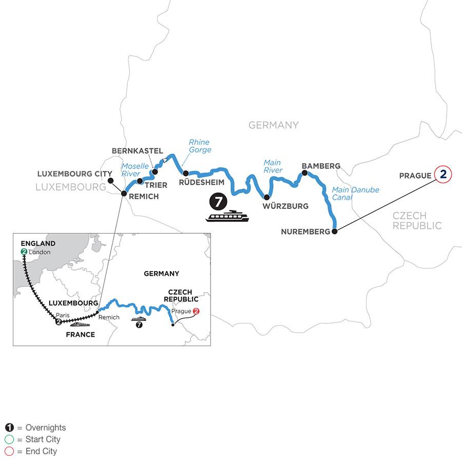 WRN2 2021 Map