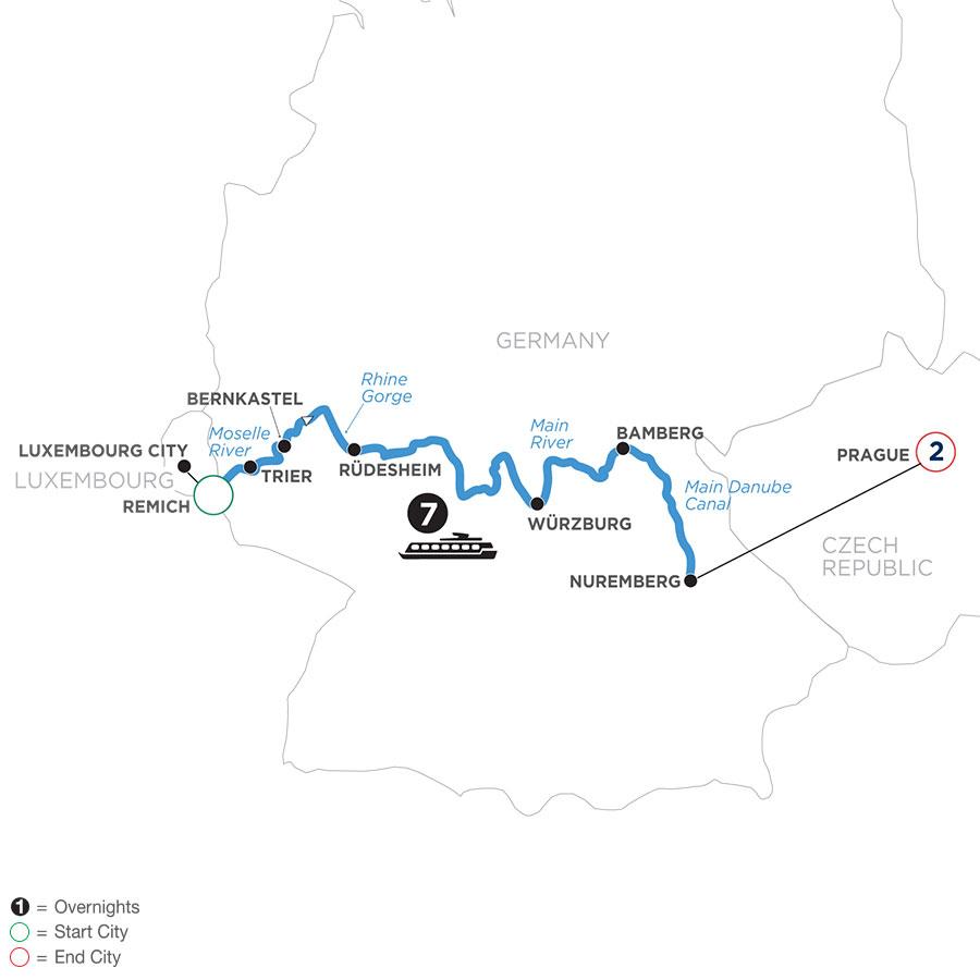 WRNE 2021 Map