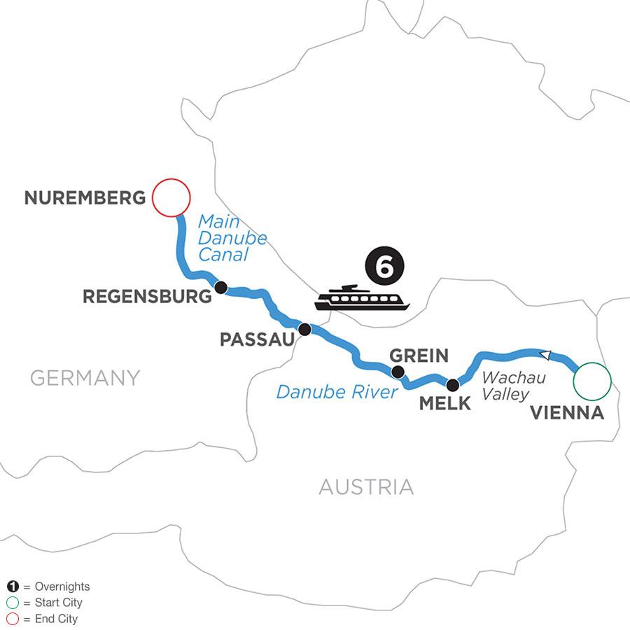 WVN 2021 Map