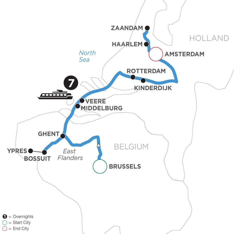 WXA 2021 Map