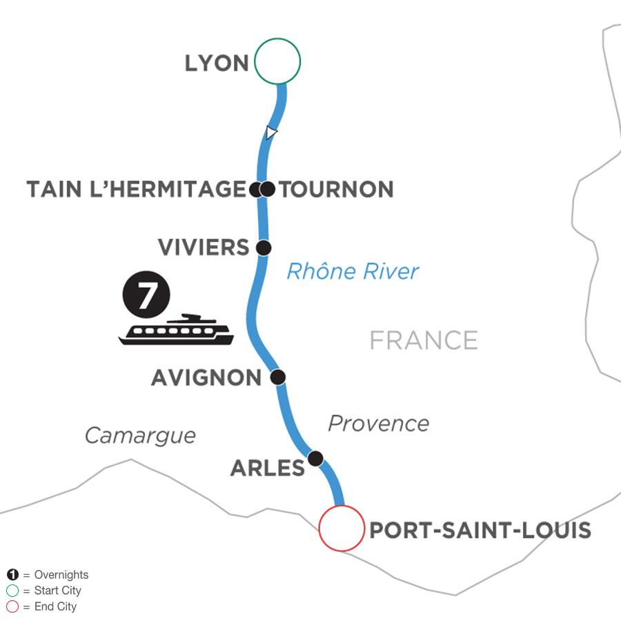 WYL 2021 Map
