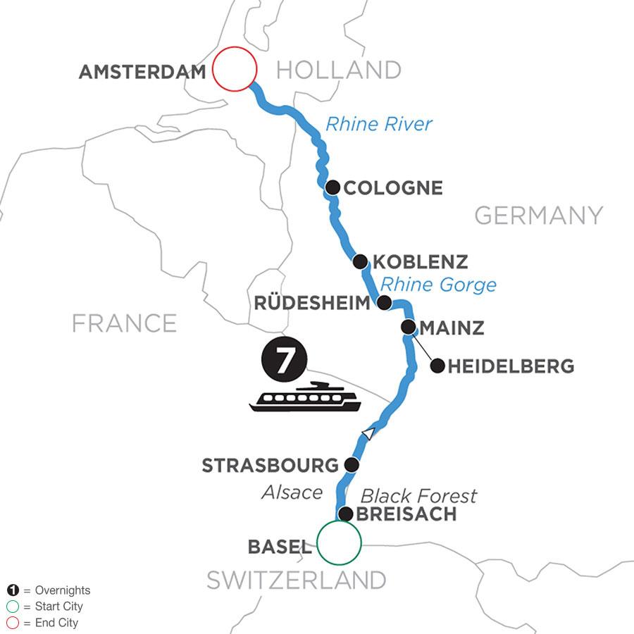 WZA 2021 Map