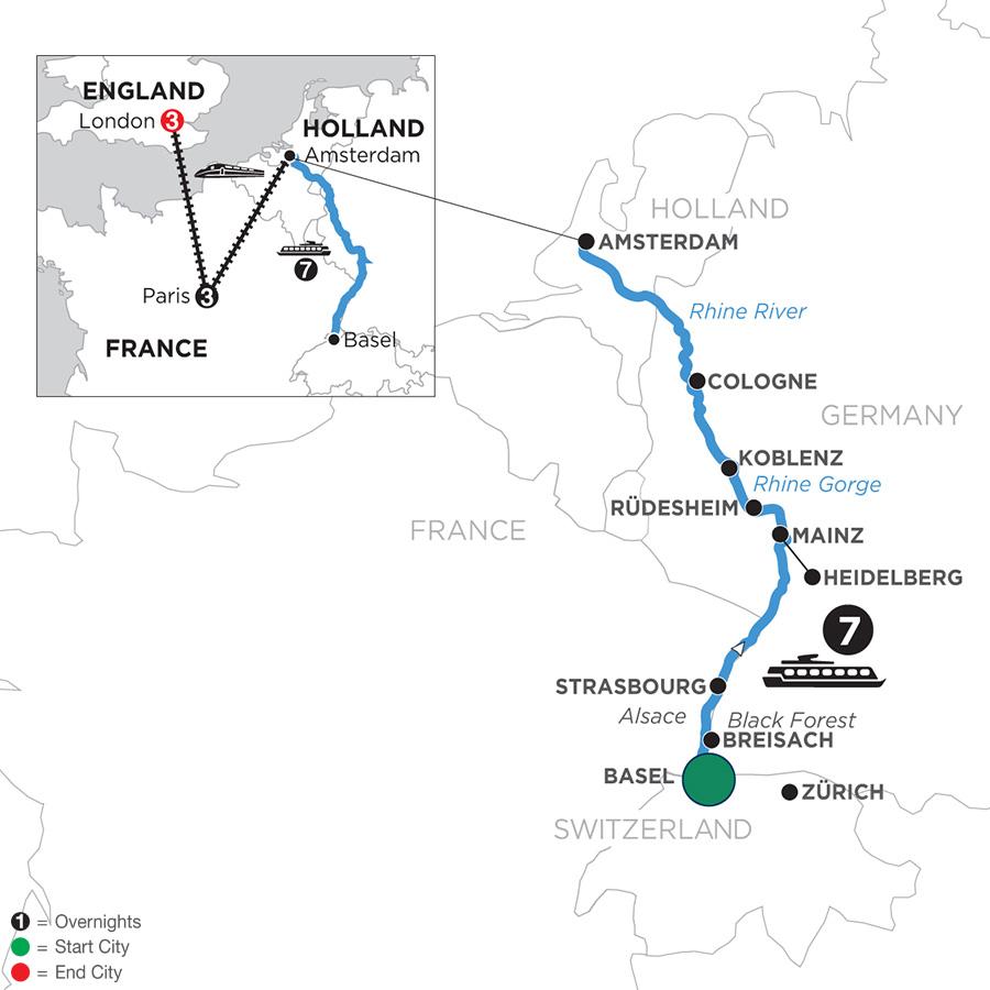 WZA1-T3 2021 Map