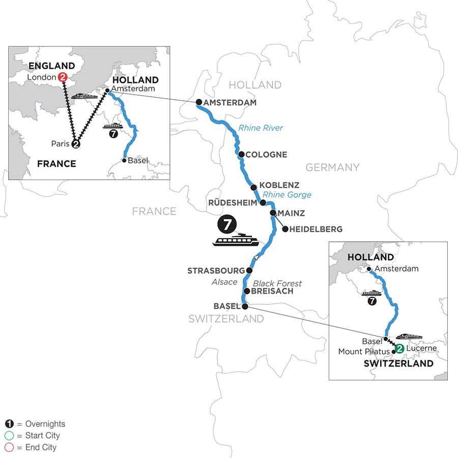 WZA2 2021 Map