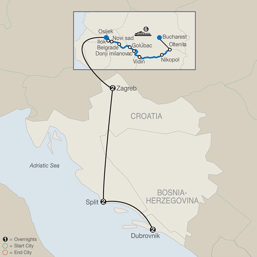 XRU1 2021 Map