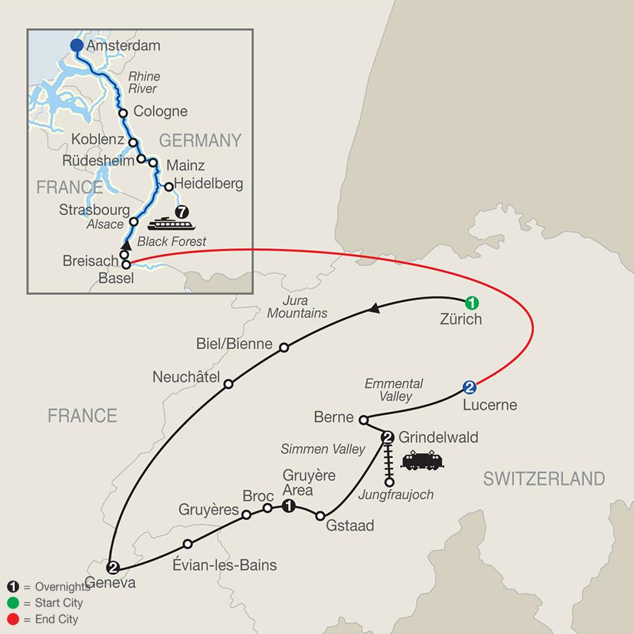 XZH5 2021 Map