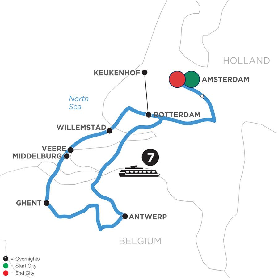 WAA-T2 2022 Map