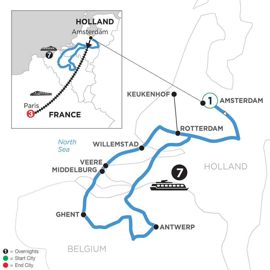 WAA2 2022 Map