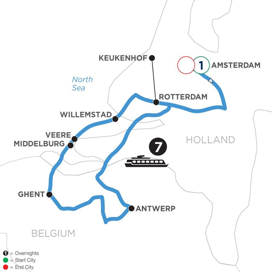 WAAQ 2022 Map