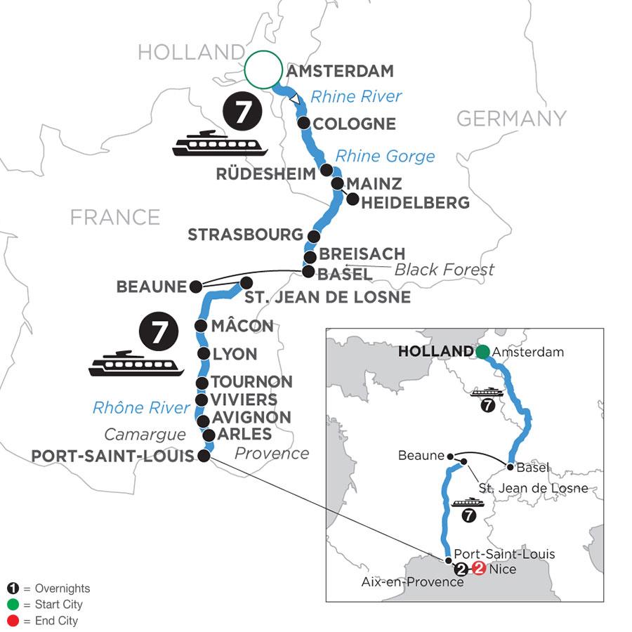 WAL1 2022 Map