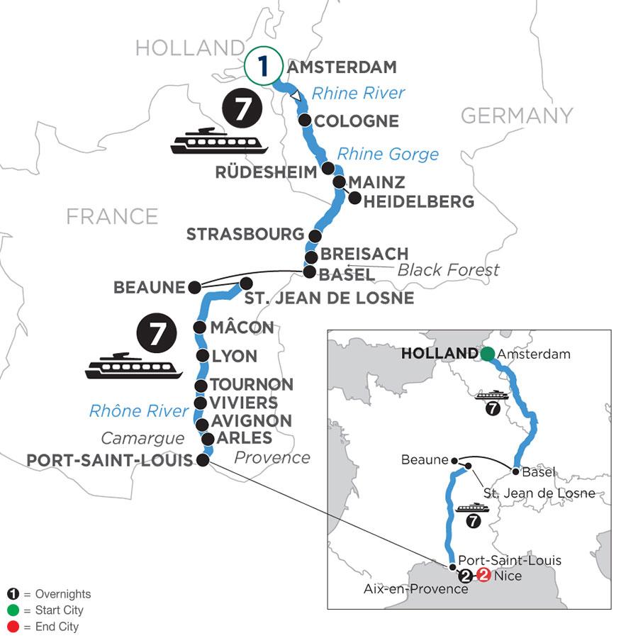 WAL3 2022 Map
