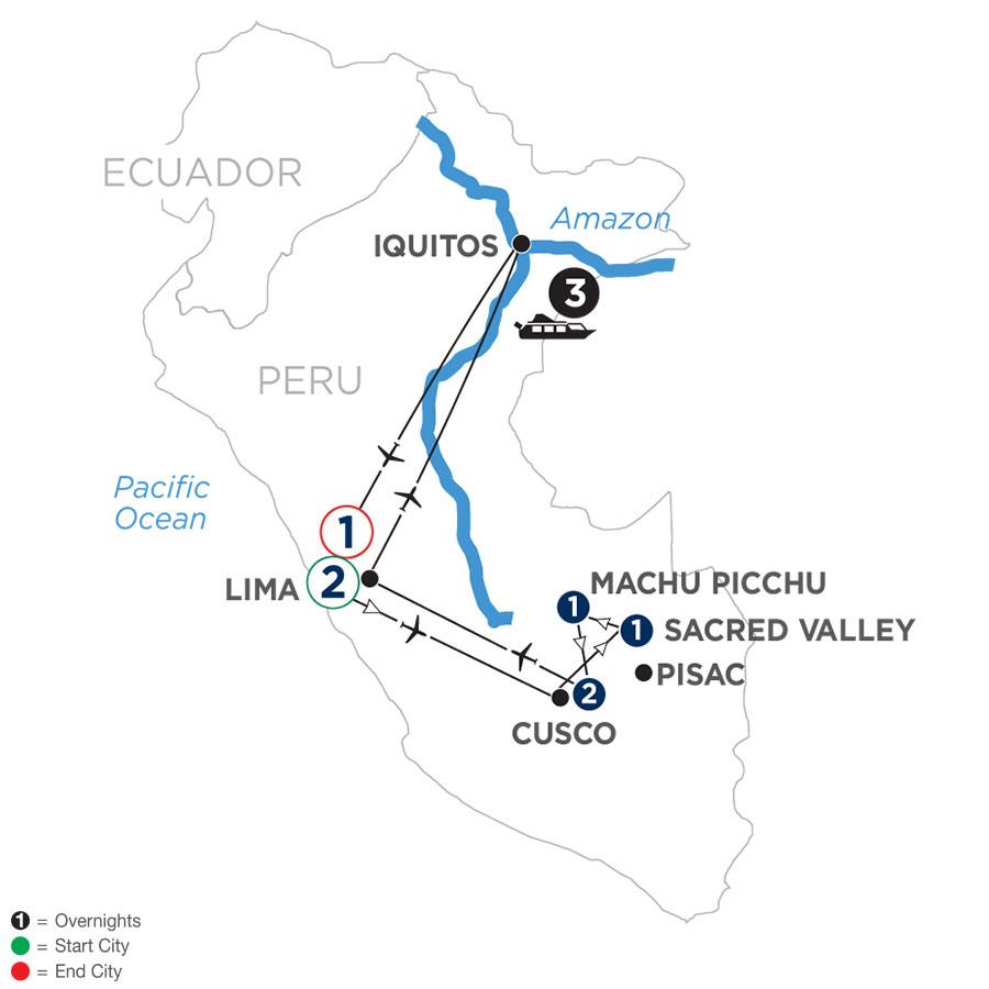 WAM 2022 Map